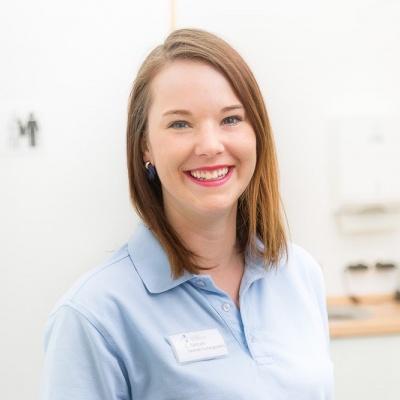 Cora Neitzel | Tiermedizinische Fachangestellte