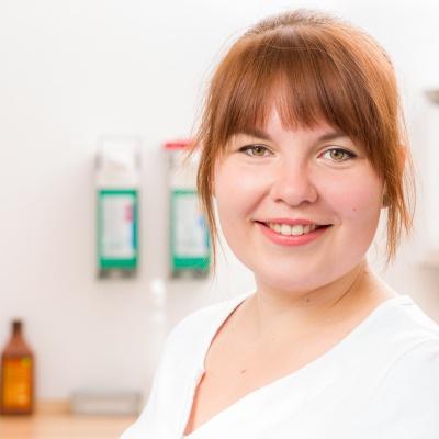 Mandy Clemens, Assistenztierärztin Kardiologie
